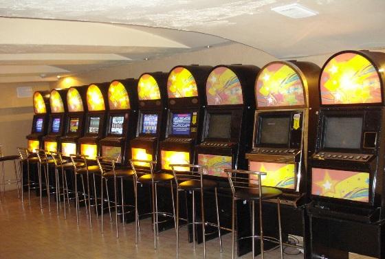 как закрыть игровые автоматы