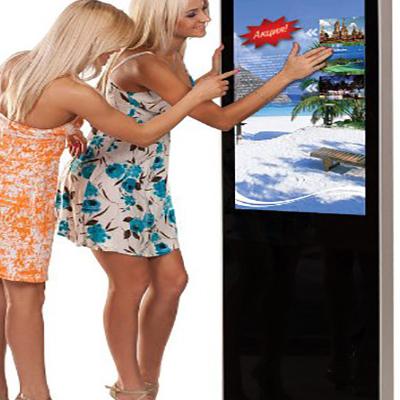 Видео-стелла, Рекламное агенство