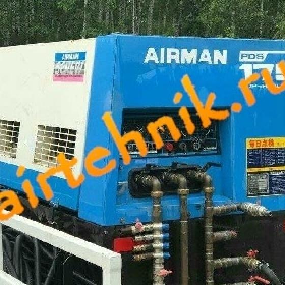 Передвижные дизельные компрессоры, Аренда строительной и спецтехники