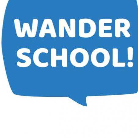 Wander school, Первая частная школа в Березовском