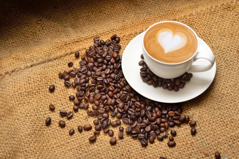 Луч, кофейня